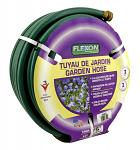 "75' Heavy Duty 3 Ply 5/8"" Flexon Garden Hose - Green"