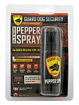 Guard Dog Security Flip Top Quick Release Pepper Spray Fogger - 2 oz.