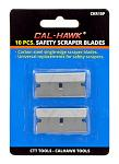 10-pc. Razor Safety Scraper Blade Set