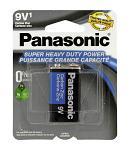 9 Volt Panasonic Caron Zinc Battery