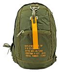 Tactical Parachute Knapsack - Olive Green