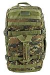 Tactical Journeyman Large Duffle Bag Backpack - Green Digital Camo