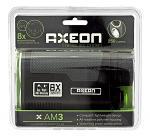 Axeon AM3 Illuminating Monocular Telescope Optics with 8x Zoom Magnification - Black