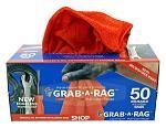 50 - pk. Grab - A - Rag Microfiber Rag Pack