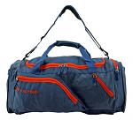 "25"" Protégé Carry On Travel Duffel Bag - Blue and Red"