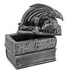 Do Not Disturb - Dragon Guardian Stash Safe Can Gothic Jewelry Box - DWK
