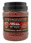10,000 - ct. Red Jacket .15 g Premium Airsoft Ammo