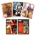 Star Wars: The Force Awakens Playing Cards