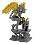 Lilith Fallen Angel Gargoyle Statue Figurine