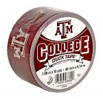Texas A&M College Brand Duct Tape - 10 yd.