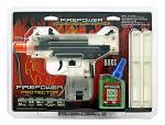 Palco Sport Firepower Spring Powered Micro UZI Airsoft Gun - Clear