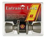 Stainless Steel Entrance Lock Door Handles - Sparkle