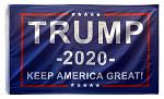 3' x 5' Trump for 2020 Flag