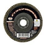 "4"" x 72 Flap Disc - 120 Grit"
