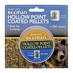 Beeman Hollow Point Coated .177 Cal. Pellets - 500 Ct.
