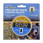 Beeman Precision Made Pointed .22 Cal. Pellets - 175 Ct.