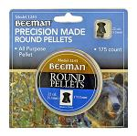 Beeman Precision Made Round .22 Cal. Pellets - 175 Ct.