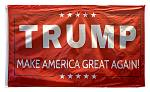 3' x 5' Trump Make America Great Again Flag