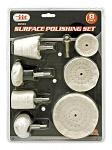 8 - pc. Surface Polishing Set