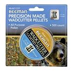 Beeman Precision Made Wadcutter .177 Cal. Pellets - 500 Ct.