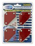 4 pc. Mini Magnetic Welding Holder - AJ Wholesale TAIM806