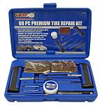 60 - pc. Premium Tire Repair Kit - Grip