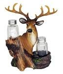 Salt Lick Deer Salt & Pepper Shakers