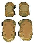 Elbow and Knee Pads - Camo