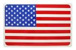 American Flag Tin Sign
