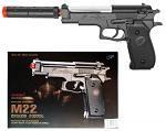 M22 Spring Airsoft Handgun