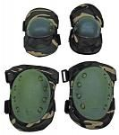 Advanced Elbow and Knee Pads - Camo