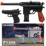 P1308 Spring Airsoft Hand Gun Kit