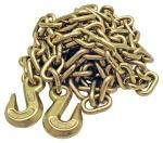 "5/16"" x 16' Tow Chain w/Hooks"