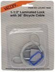 35mm Padlock with Cable