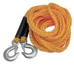 "1"" x 20' Tow Rope with Hooks"