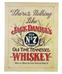 Nothing Like Jack Daniels Tin Sign