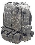 Large Assault Rucksack - ACU Digital Camo