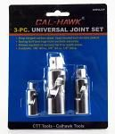 3-pc. Universal Joint Set