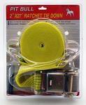 """27' x 2"""" Ratchet Tie Down"""