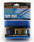 "15' x 1"" Ratchet Tie Down"