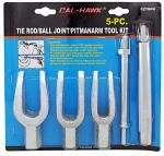 5-pc. Tie Rod, Ball Joint, Pitman Arm Tool Kit