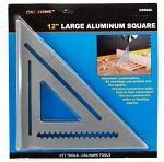 """12"""" Large Aluminum Square"""