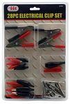 28-pc. Electrical Clip Set