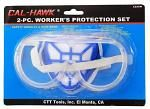 2-pc. Worker's Protection Set