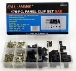 170-pc. Panel Clip Set