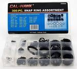 300-pc. Snap Ring Assortment