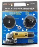 "10-pc. 4-1/2"" Angle Grinder Kit"
