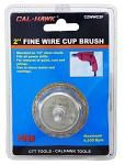 "2"" Fine Wire Cup Brush"