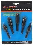 5-pc. Rasp File Set