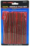 10-pc. Needle File Set
